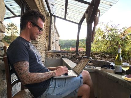 Bloggen in Bourgonge is luxe